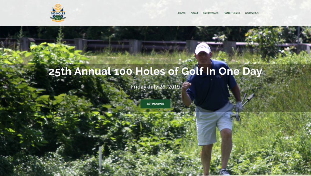 Milford Rotary 100 Holes of Golf