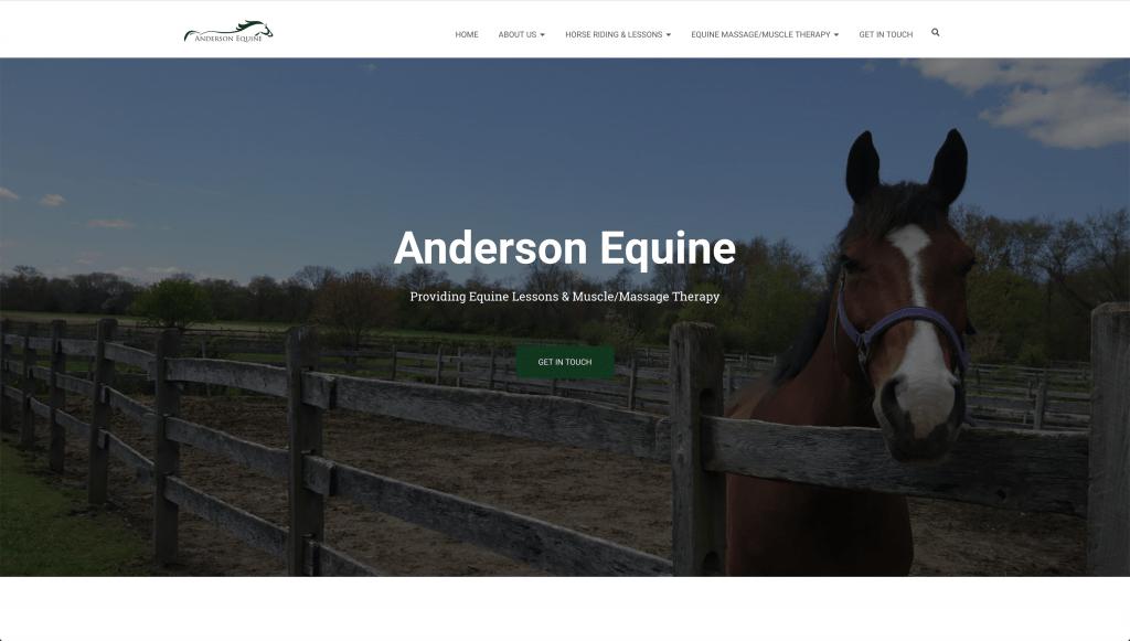 Anderson Equine LLC
