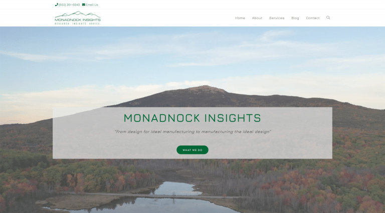 Monadnock Insights
