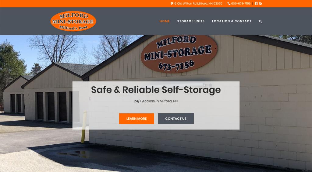 Milford Mini Storage